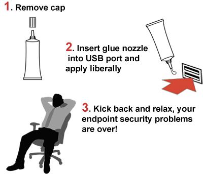USB-Glue