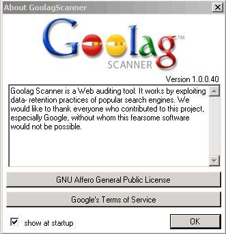 goolag scanner