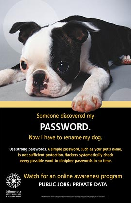 Dog Password