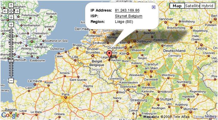 Easy Geolocalization Of Ip Addresses Dev Random