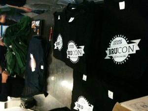 BruCON T-Shirts!