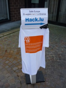 Welcome to hack.lu