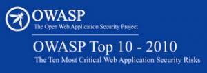 OWASP Top10 2010