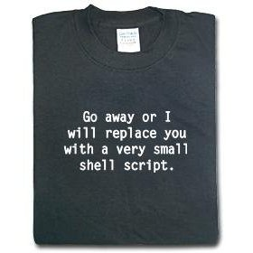 Your First Shell Script