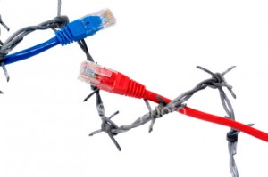 Barbed Wired Network