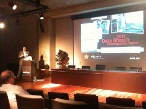 DBIR Presentation @ Verizon