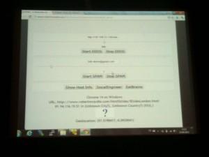 HTML5 Attacks