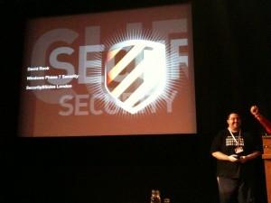 SecurityNinja & Windows Phone 7