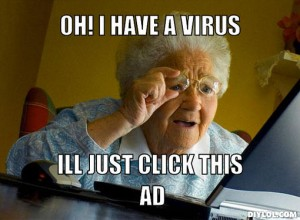 I have a virus