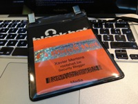 BlackHat 2013 Badge