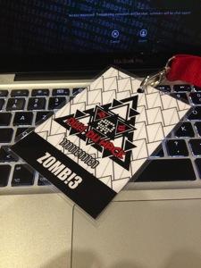 NDH Badge