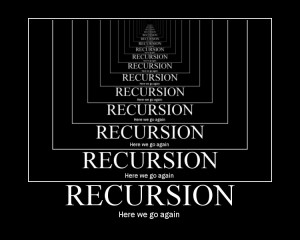 Amplify and recursion