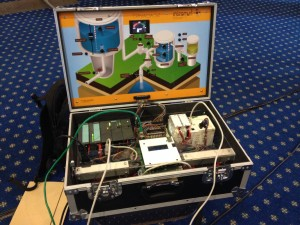 Portable SCADA Lab