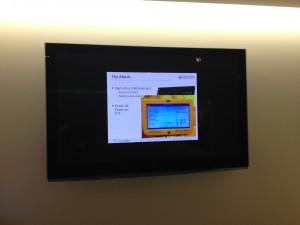 Lobby TV 1