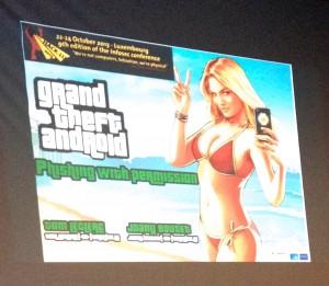 GTA Hack.lu