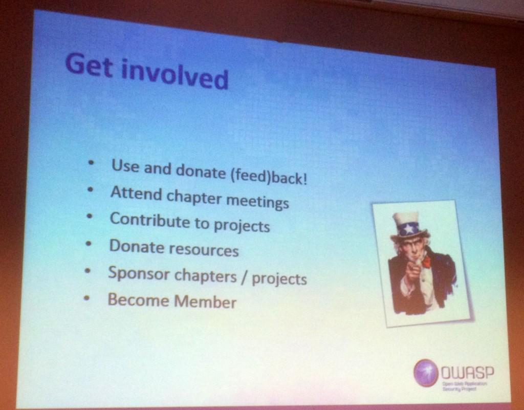OWASP Meeting