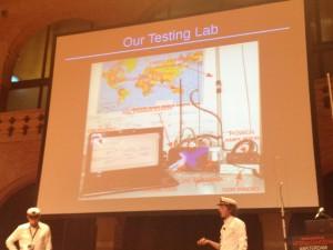 AIS Testing Lab