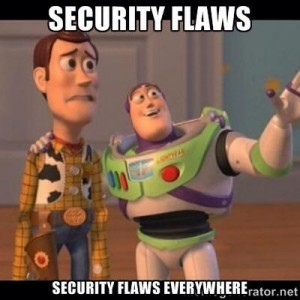 Security Flaws