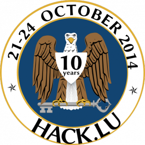 Hack.lu 2014