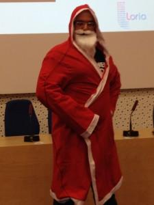 Paul Santa Claus