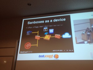 Sandbox as a device