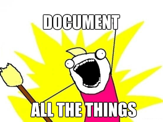 Document All Things