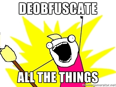 Deobfuscate