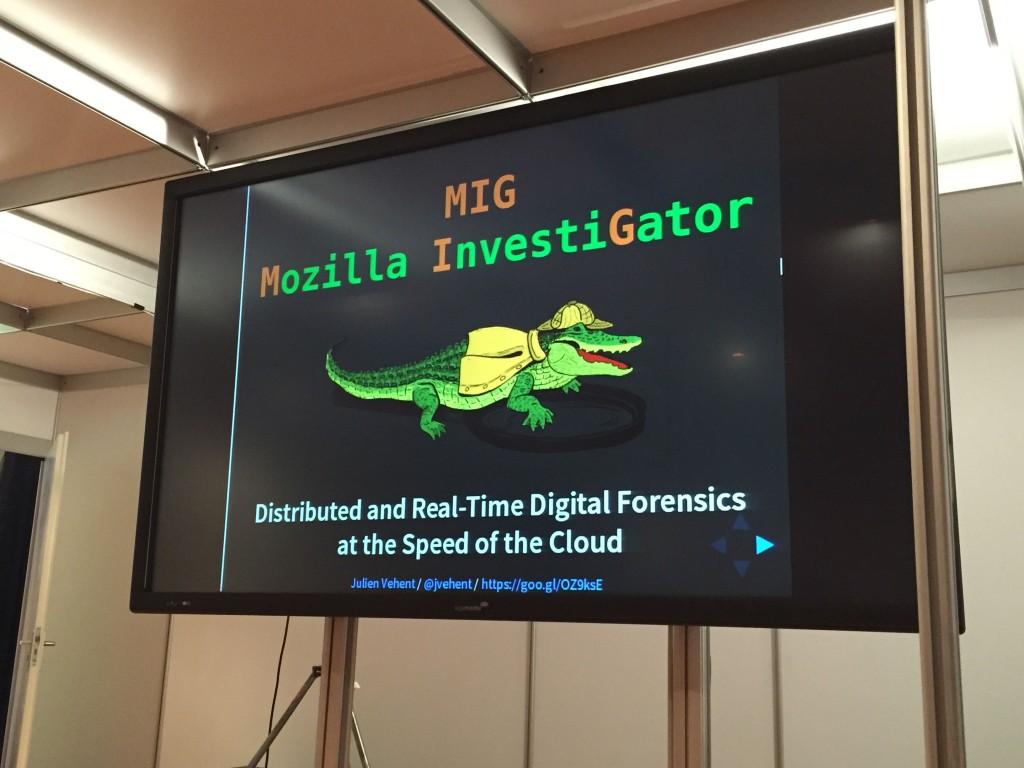 Mozilla InvestiGator