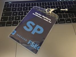 FSEC Badge