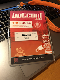 Botconf Badge